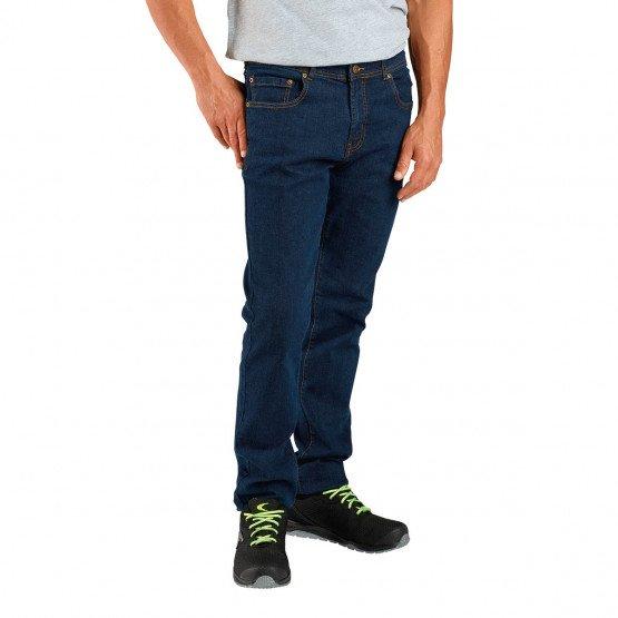 JEAN - Jeans professionnelle de travail homme aide a domicile infirmier auxiliaire de vie médical