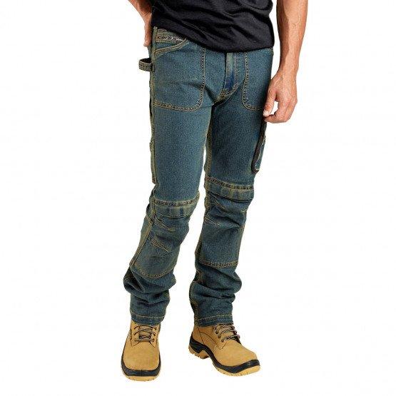 Pantalon travail professionnel homme logistique artisan transport chantier - JEAN
