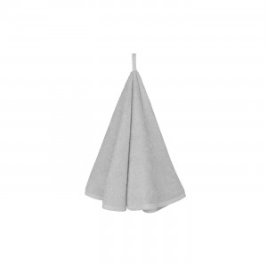 Essuie-main eponge 400g professionnel hebergement foyer blanc 100% Coton restauration serveur restaurant cuisine - BLANC