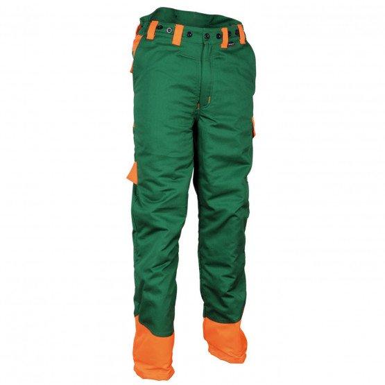 Pantalon forestier professionnelle travail homme
