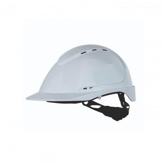 BLANC - Casque professionnelle de travail ABS EN 397 Exigences de performance obligatoires pour les casques d'industrie : Capaci
