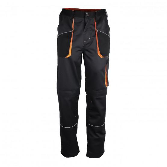 NOIR - Pantalon de travail professionnelle homme artisan menage chantier entretien