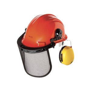 Casque forestier caforest