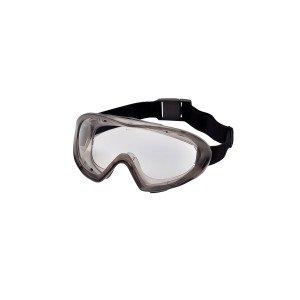 INCOLORE - Lunette masque de protection professionnelle de travail EN 166 EPI de l'œil : Protection contre les dangers pouvant e