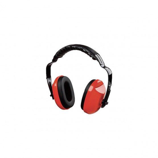 ORANGE - Casque serre tête anti-bruit professionnelle de travail EN 352 Protection contre le bruit, pour les serre-tête (montés