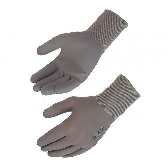 GRIS - Gant de manutention professionnel de travail EN 420 Conforme aux exigences générales en matière de gants de protection :