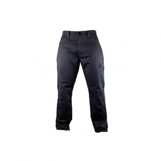 Pantalon de travail poches genouillères homme 100% coton Evolo