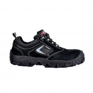 Chaussure de sécurité basse sans métal mixte S1P SRC New suede