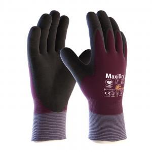 VIOLET - Gants de manutention professionnel de travail EN 511 Gants de protection contre le froid de convection et par contact d