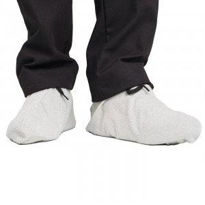 PERLE - Sur-chaussure en éponge professionnelle de travail Coton/Polyester homme auxiliaire de vie médical aide a domicile infir