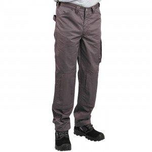 GRIS - Pantalon de travail professionnelle homme - PROMO artisan entretien chantier menage