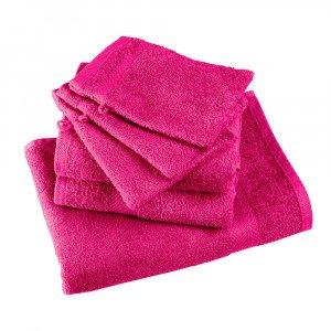 FRAMBOISE - Drap de bain professionnelle hébergement foyer blanche 100% Coton médical esthéticienne infirmier coiffeur