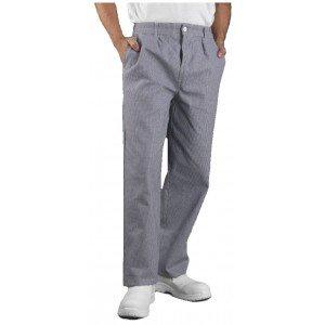 Pantalon de cuisine en polyester/coton