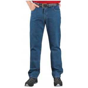 Pantalon travail professionnel homme - PROMO chantier manutention internat apprentis - JEAN