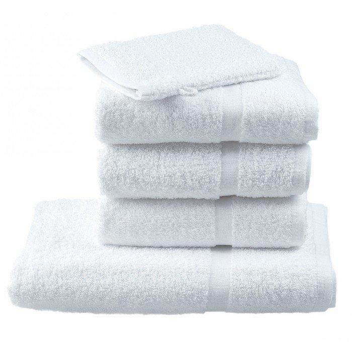 crocus serviette de toilette 100 coton 50 x 90 cm lot. Black Bedroom Furniture Sets. Home Design Ideas