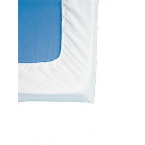 Alese professionnelle hebergement foyer blanche 100% Coton hotel internat cuisine foyer - BLANC