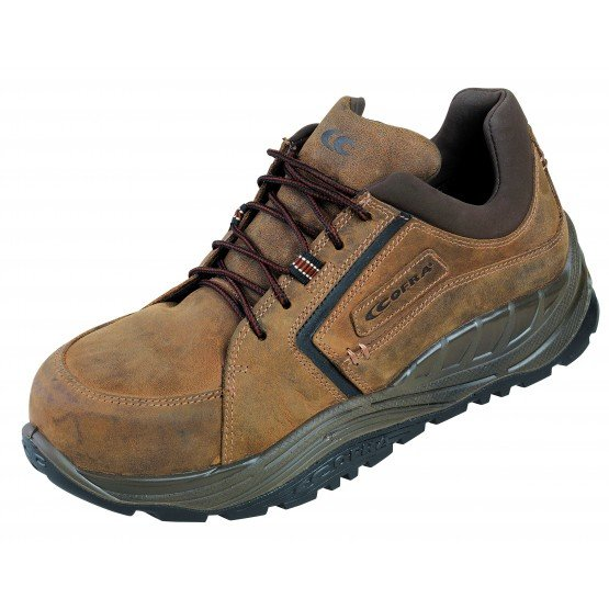 Chaussure securite S3 professionnelle travail ISO EN 20345 S3 homme transport artisan manutention chantier - BEIGE