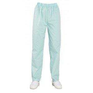 Pantalon professionnel travail mixte - PROMO auxiliaire vie medical aide domicile infirmier - VERT