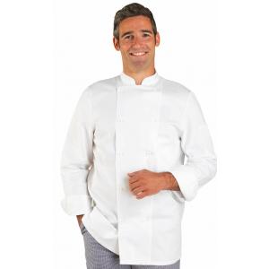 Veste de cuisine Marius manches longues PROMO en taille 5