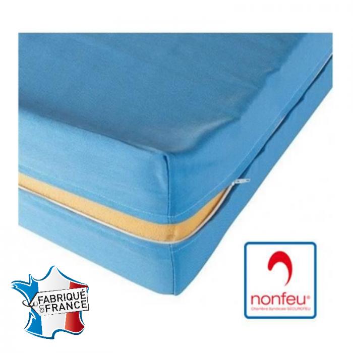 Batz housse de matelas en polyester en 90 x 200 x 15 cm for Housse de rangement matelas