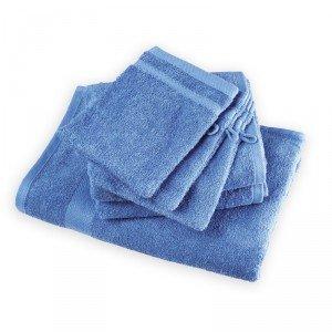 FRAMBOISE - Drap de bain professionnelle hébergement foyer blanche 100% Coton coiffeur infirmier esthéticienne médical