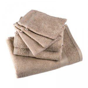 Lot de 6 serviettes de toilette April