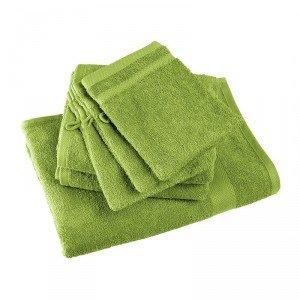 Drap bain professionnel hebergement foyer 100% Coton infirmier estheticienne medical coiffeur - VERT