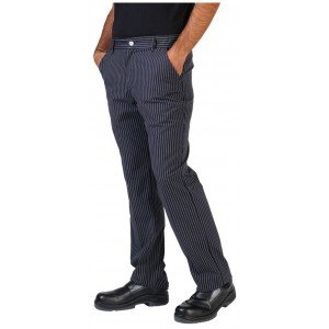 Pantalon de cuisine Léo PROMO en taille 6