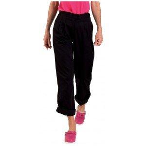 Pantalon professionnel travail femme - PROMO auxiliaire vie infirmier aide domicile medical - NOIR