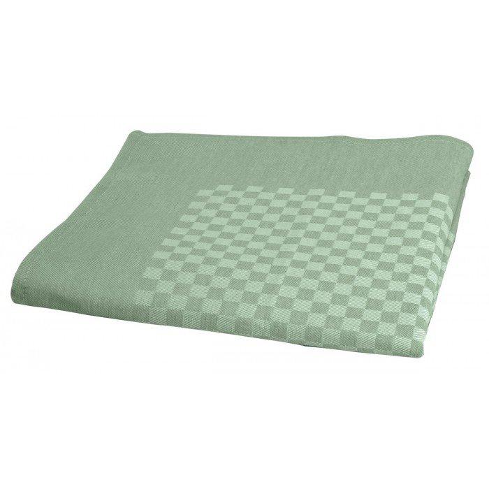 cotillon serviette de table en polyester coton 55 x 55 cm vert saumon bl. Black Bedroom Furniture Sets. Home Design Ideas