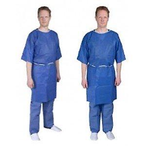 Kit patient XXL special ambulatoire usage unique professionnel travail SMS + PP (Polypropylene) infirmier ecole medical foyer -