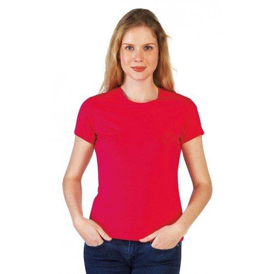 Tee-shirt professionnel travail manches courtes femme medical auxiliaire vie infirmier aide domicile - FUCHSIA