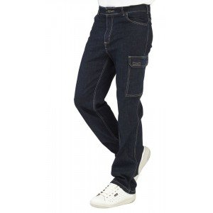 Pantalon travail professionnel homme logistique chantier manutention artisan - JEAN