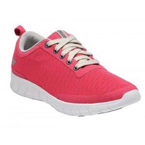 Chaussure professionnelle travail ISO EN 20347 femme menage traiteur foyer apprentis - FUCHSIA