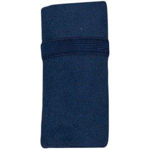 Serviette microfibre professionnelle hebergement foyer 85% polyester 15% polyamide hotel estheticienne foyer serveur - MARINE
