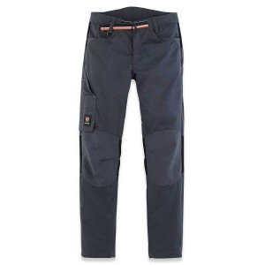 Pantalon travail professionnel femme manutention chantier transport artisan - GRIS