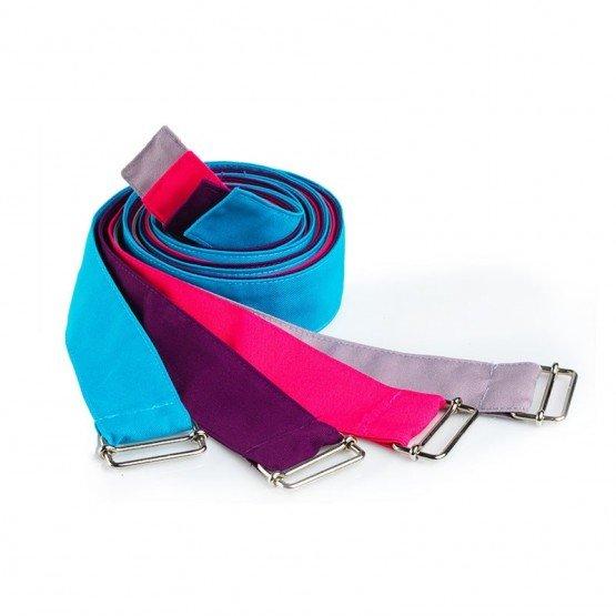 pack-3-ceintures - MULTICOLORE