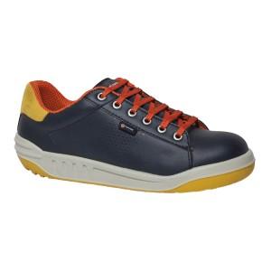 Chaussure securite professionnelle travail ISO EN 20345 S3 mixte chantier entretien artisan menage - BLEU
