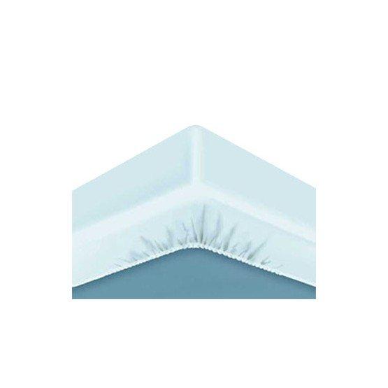 Alese professionnelle hebergement foyer blanche 100% coton serge finition flanelle enduction PVC auxiliaire vie medical aide - B