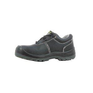 Chaussure securite S3 professionnelle travail noire cuir ISO EN 20345 S3 mixte artisan menage chantier entretien