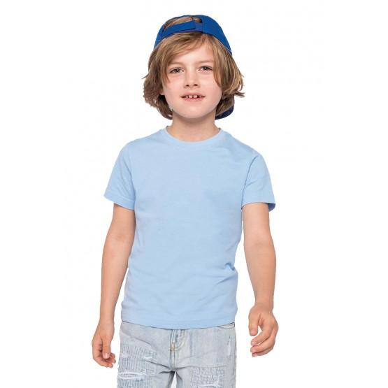 Tee-shirt professionnel travail manches courtes 100% coton - CIEL
