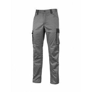 Pantalon travail professionnel homme manutention artisan logistique chantier - ARDOISE