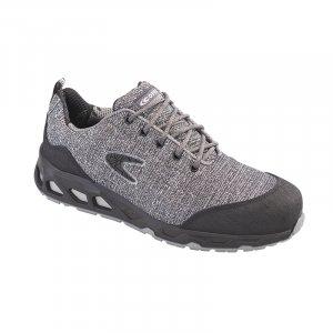 Chaussure securite S1P professionnelle travail ISO EN 20345 S1P mixte - PROMO logistique chantier transport artisan - GRIS