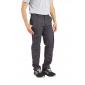 Pantalon travail professionnel homme manutention chantier logistique artisan -GRIS/NOIR