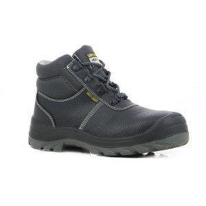Chaussure haute de sécurité S3 SRC BESTAN cuir hydrofuge antidérapante chantier embout acier