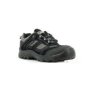 Chaussure de sécurité S3 JUMANJI CUIR NUBUCK ANTICHOC ANTIDERAPANT SRC NOIR