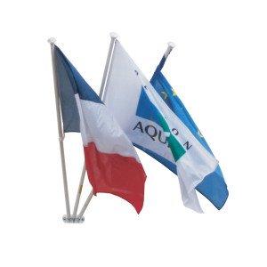 MAT DE FACADE DIAMETRE 36 MM drapeaux équipement mairie maté riel accessoire collectivité école collège lycée