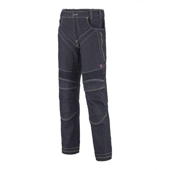 pantalon de travail lafont EN 14404 btp chantier logistique manutention - JEAN
