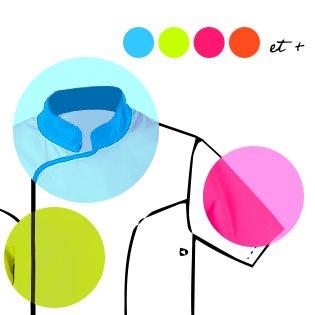 Différents coloris selon vos envies et vos besoins