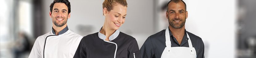 vêtement commis vestes de cuisine pantalons de cuisine chaussures de cuisine sabot de cuisine tablier de cuisine